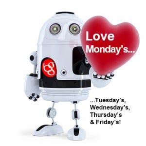 Love your working week!